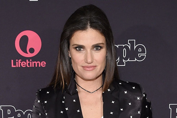 Idina Menzel Is Returning to New York Stage in 'Skintight'!