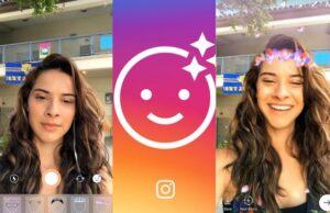 instagram selfie filter