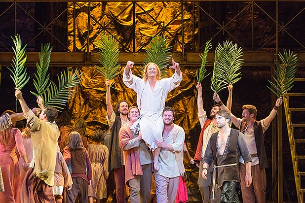 NBC to air 'Jesus Christ Superstar' live next Easter Sunday