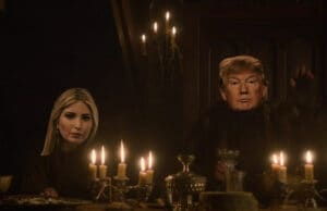 Jimmy Kimmel red Wedding Trump