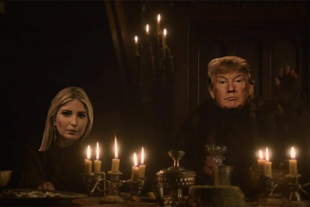Jimmy Kimmel Likens Trump Media Lunch to 'Game of Thrones ...