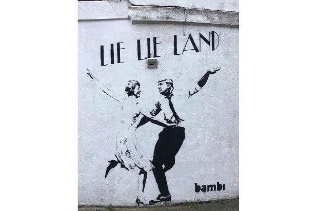 lie lie land-bambi