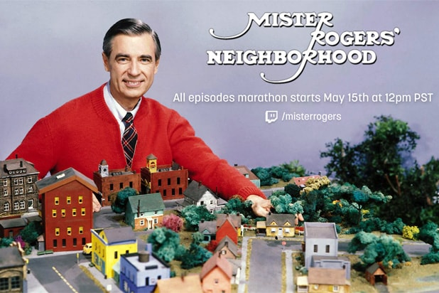 Mister Rogers Neighborhood Twitch