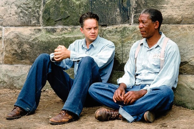 morgan freeman shawshank redemption