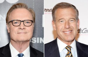 msnbc lawrence o'donnell brian williams
