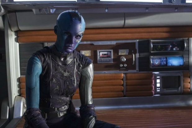 nebula karen gillan guardians of the galaxy vol 2