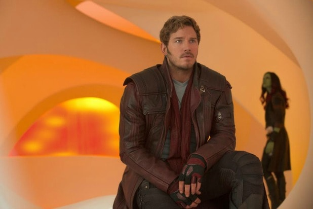 peter quill chris pratt star lord guardians of the galaxy vol 2