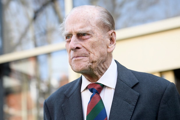 British newspaper declares Prince Philip 'dead at 95' - there's just one problem