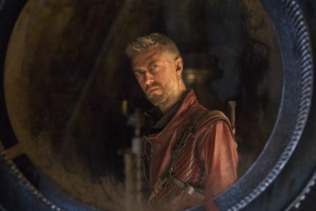 sean gunn kraglin guardians of the galaxy vol 2