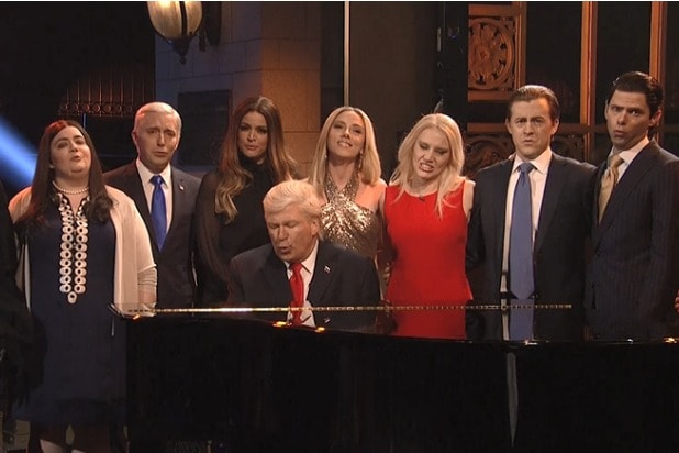 snl saturday night live 42 finale donald trump alec baldwin scarlett johansson ivanka trump