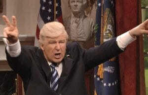 snl saturday night live donald trump alec baldwin