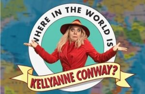 snl saturday night live where in the world is kellyanne conway carmen san diego kate mckinnon