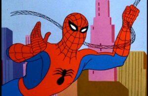 Spider-Man 60s cartoon
