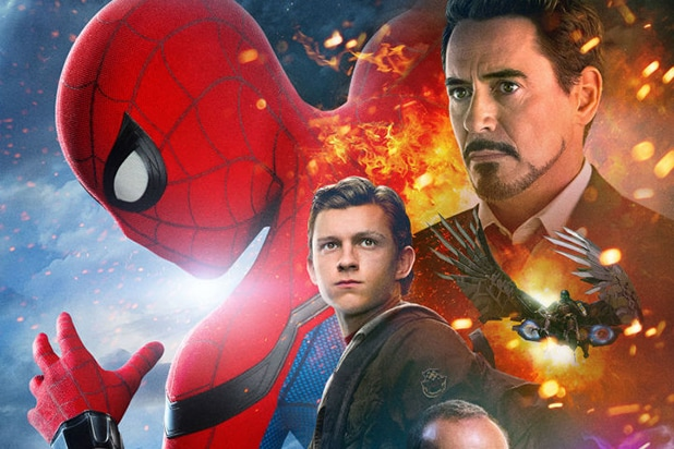 New 'Spider-Man: Homecoming' Poster Sets Off Fans: Is Iron Man the Hero?