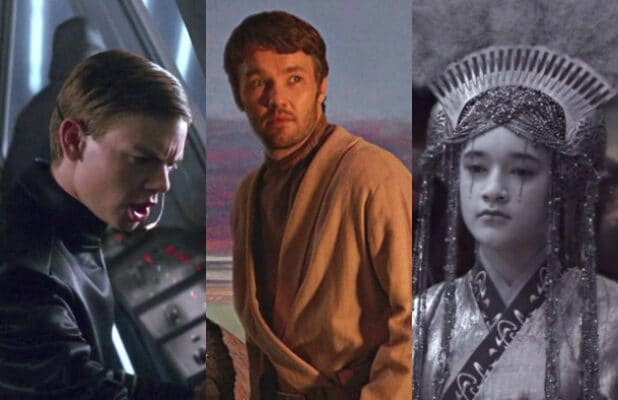 star wars actors you didn't know were in star wars joel edgerton keisha castle-hughes