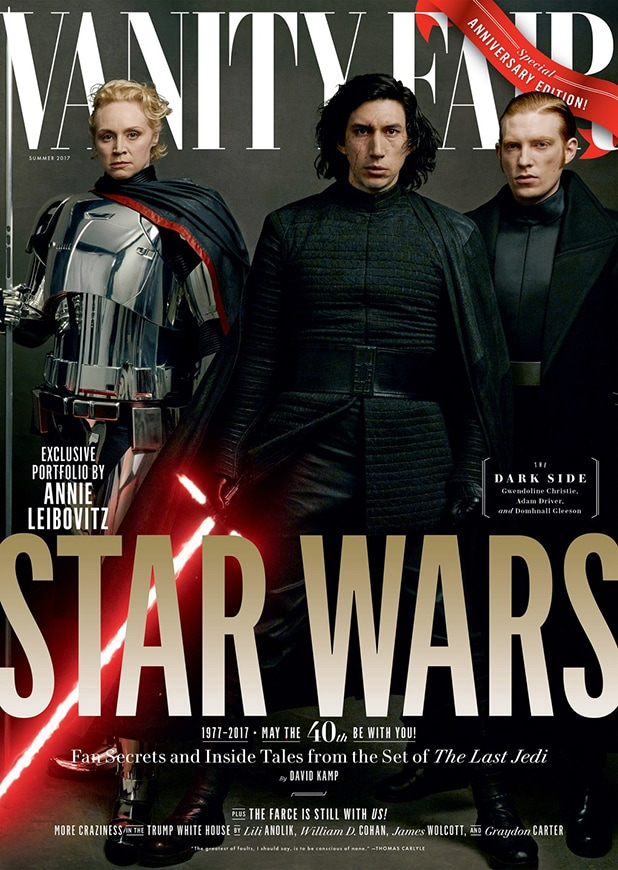 Star Wars Vanity Fair Cover full