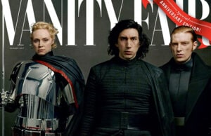 Star Wars Vanity Fair Cover