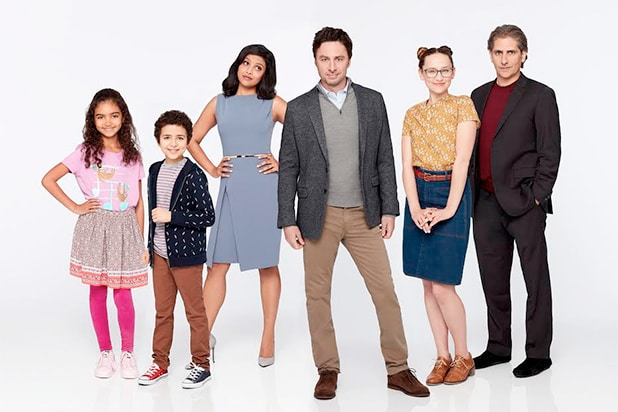 Zach Braff's Sitcom Picked Up By ABC