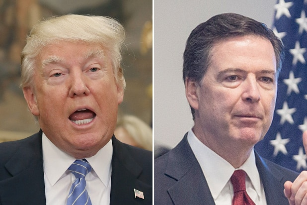 donald trump james comey
