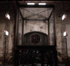 twin peaks revival glass box portal