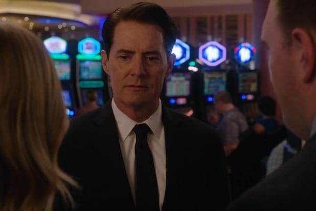 twin peaks the return showtime agent dale cooper too many coops kyle maclachlan