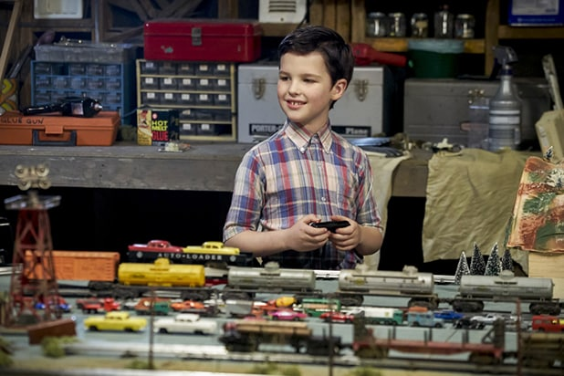 Chuck Lorre Is 'a Nervous Wreck' About 'Young Sheldon' - Here's Why
