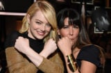 Emma Stone and Patty Jenkins (Michael Kovac/Getty Images)