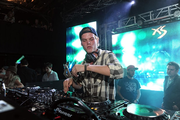 Avicii Disc Jockey