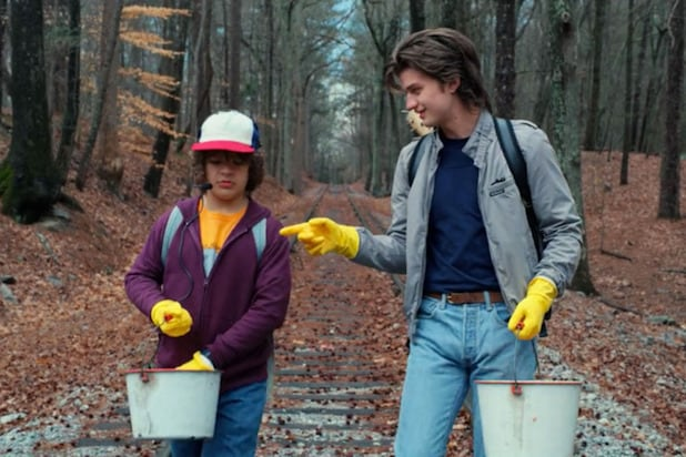 Steve and Dustin Stranger Things