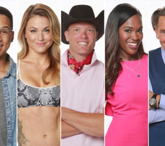 Big Brother 19 cast