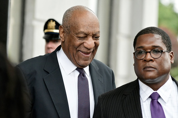 On Day 5 of jury talks, Cosby thanks fans and supporters