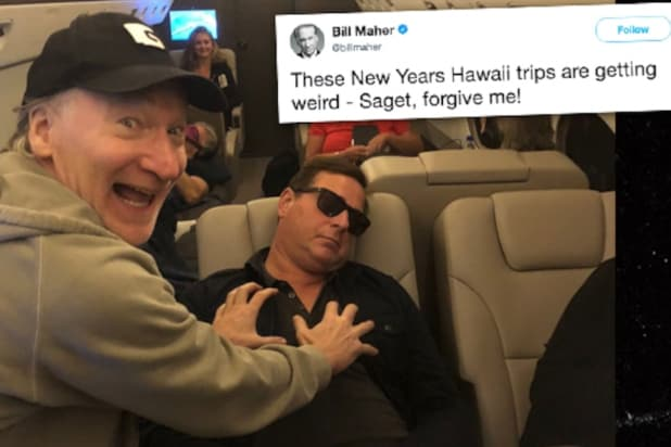 Bill Maher Bob Saget All Franken