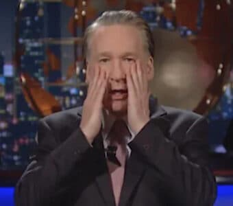 Bill Maher outrage