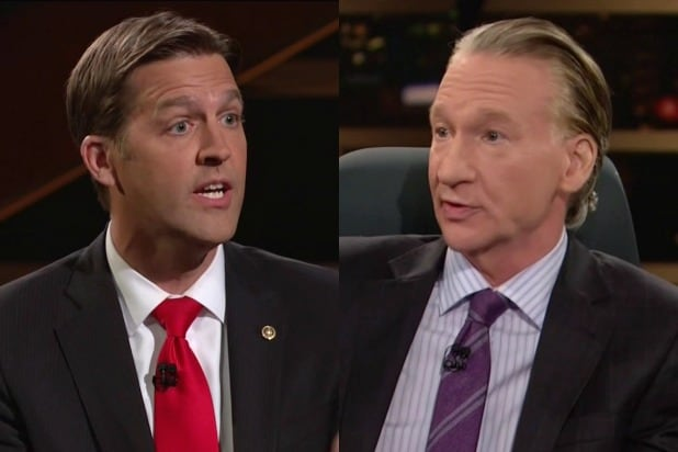 "Sen. Ben Sasse (R-Nebraska) Bill Maher ""Real Time"" HBO"