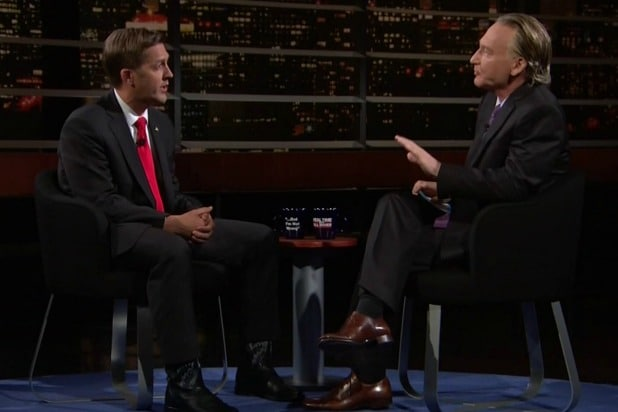 Bill Maher Ben Sasse Real Time HBO