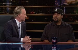 "Bill Maher Ice Cube ""Real Time"""