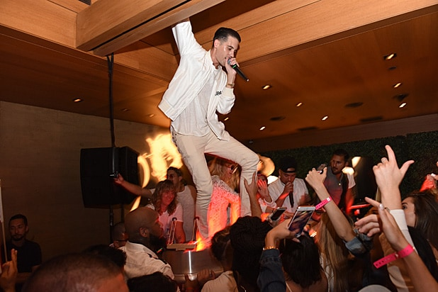 Bootsy Bellows performer Nobu