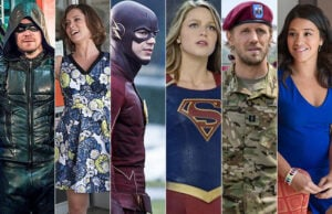 CW fall TV