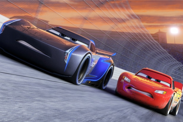 3f1239c6cf Cars 3' Review: Lightning McQueen Has Mid-Life Crisis as Series ...