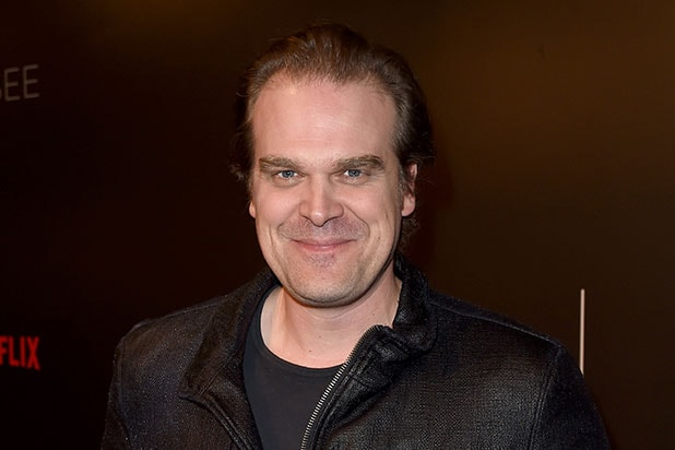 Hellboy Actors Have Dinner, David Harbour Starting Makeup Tests