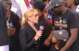 Doris Burke NBA