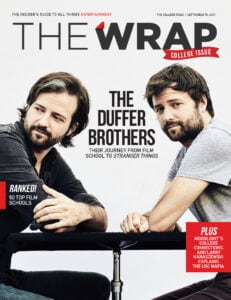 TheWrap College Issue 2017