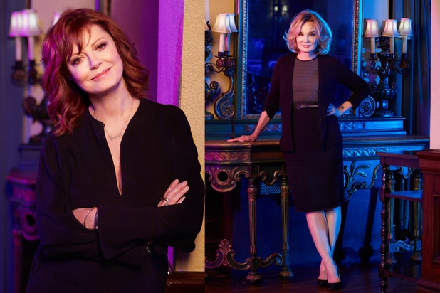 'Feud' Stars Susan Sarandon, Jessica Lange on Plight of Hollywood Women: 'We Were Aged Out'