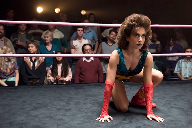 GLOW has been renewed for season 2