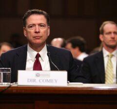 James Comey testimony Senate