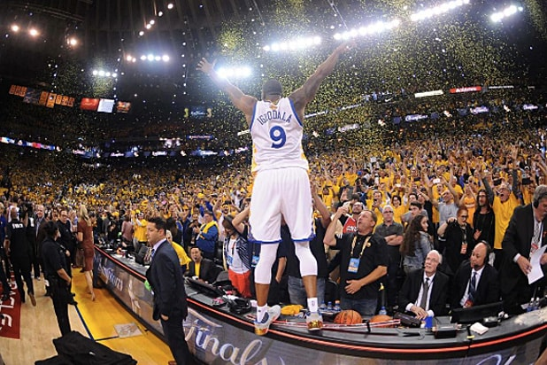 Golden State Warriors  Andre Iguodala Says  Hell Nah  to White House Visit 55f056f78