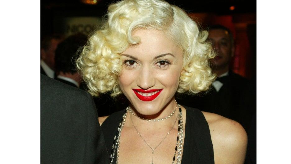 Gwen Stefani Marilyn Monroe 1