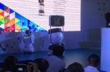 robots at CES Asia