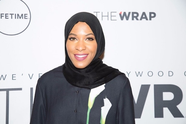 Ibtihaj Muhammad Power Women Breakfast New York 2017 Photo 16