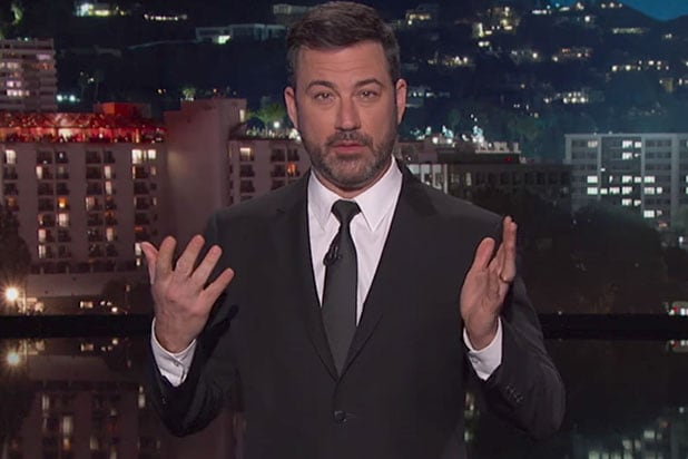 Jimmy Kimmel posts first photo of newborn Billy after medical emergency